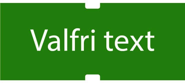 Valfri text