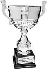 Pokal Toulon utan lock